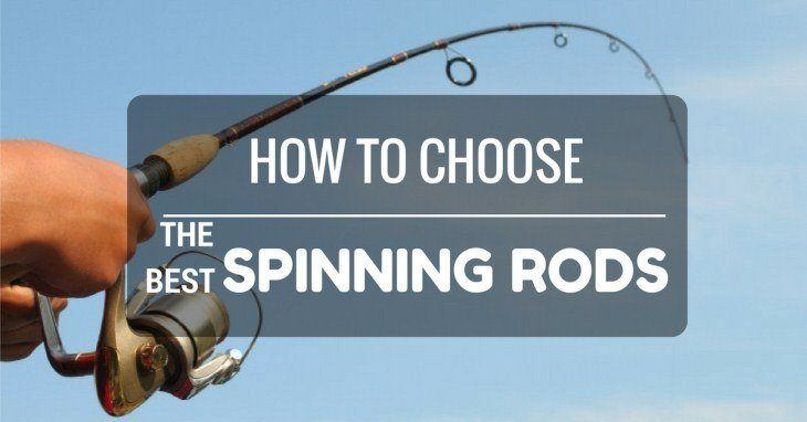 How To Choose The Best Spinning Rods For The Money