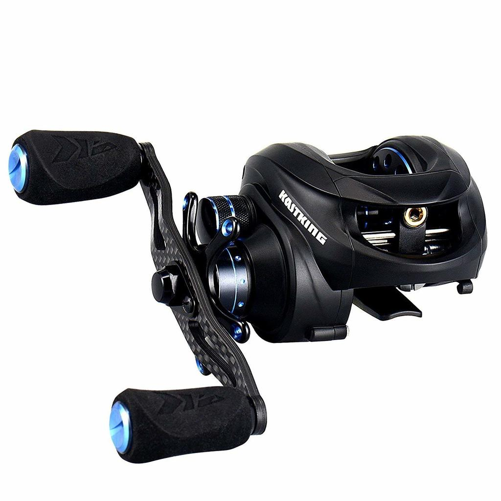 best kastking reels assassin carbon