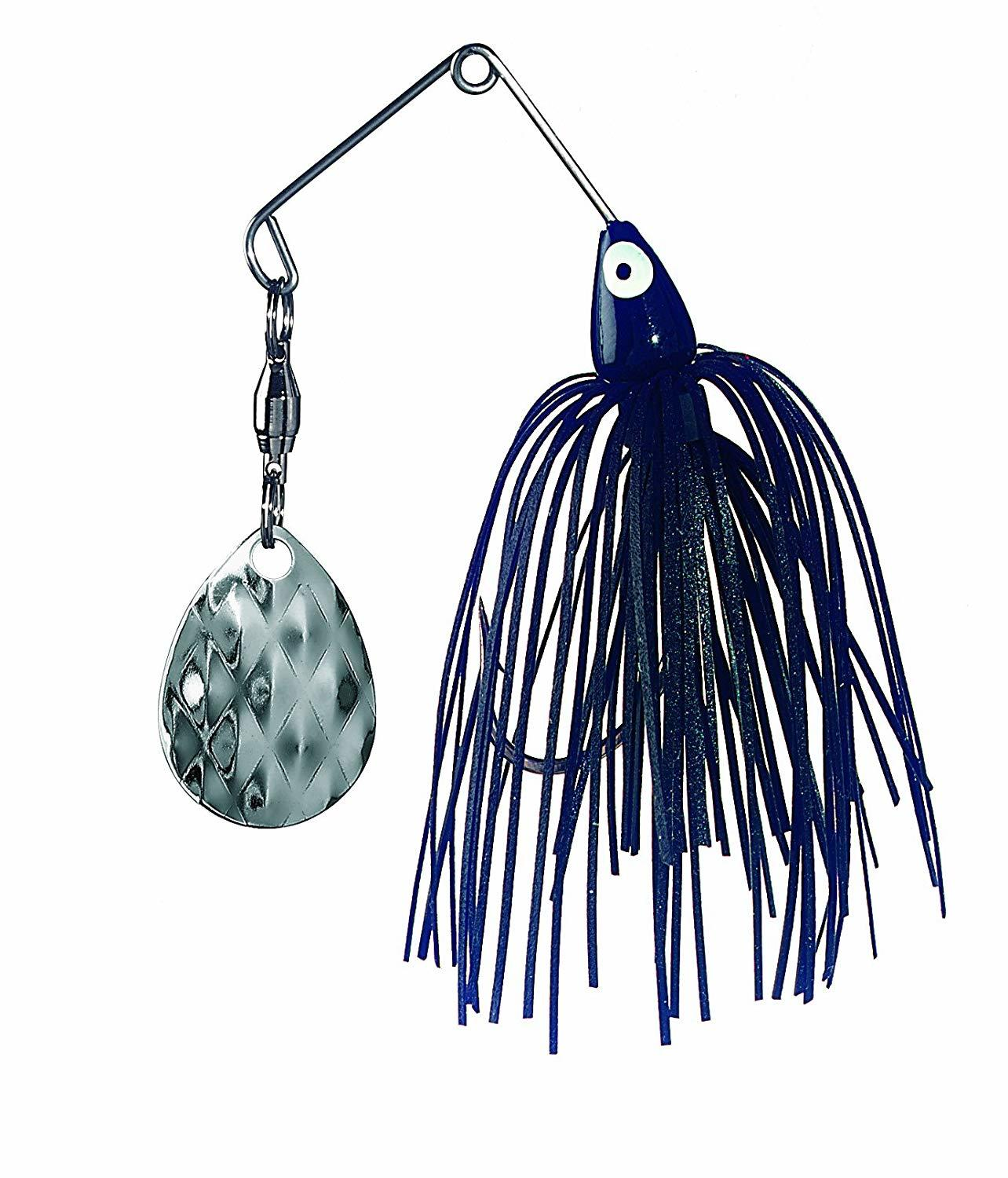 best sinnerbait reviews mini king spinnerbait