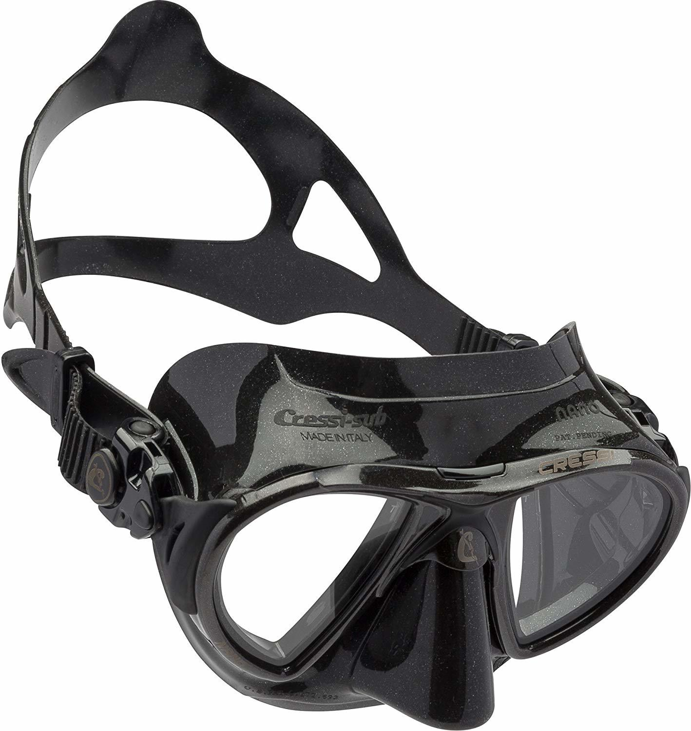 best spearfishing mask cressi nano