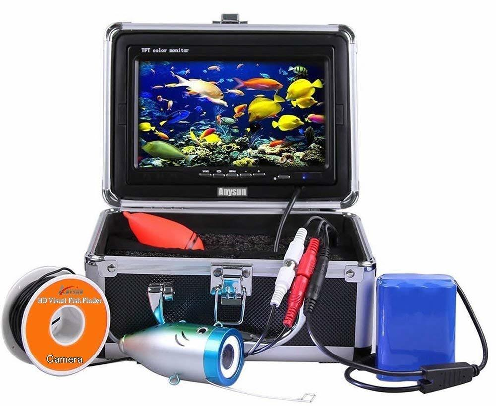 best underwater fishing cameras anysun
