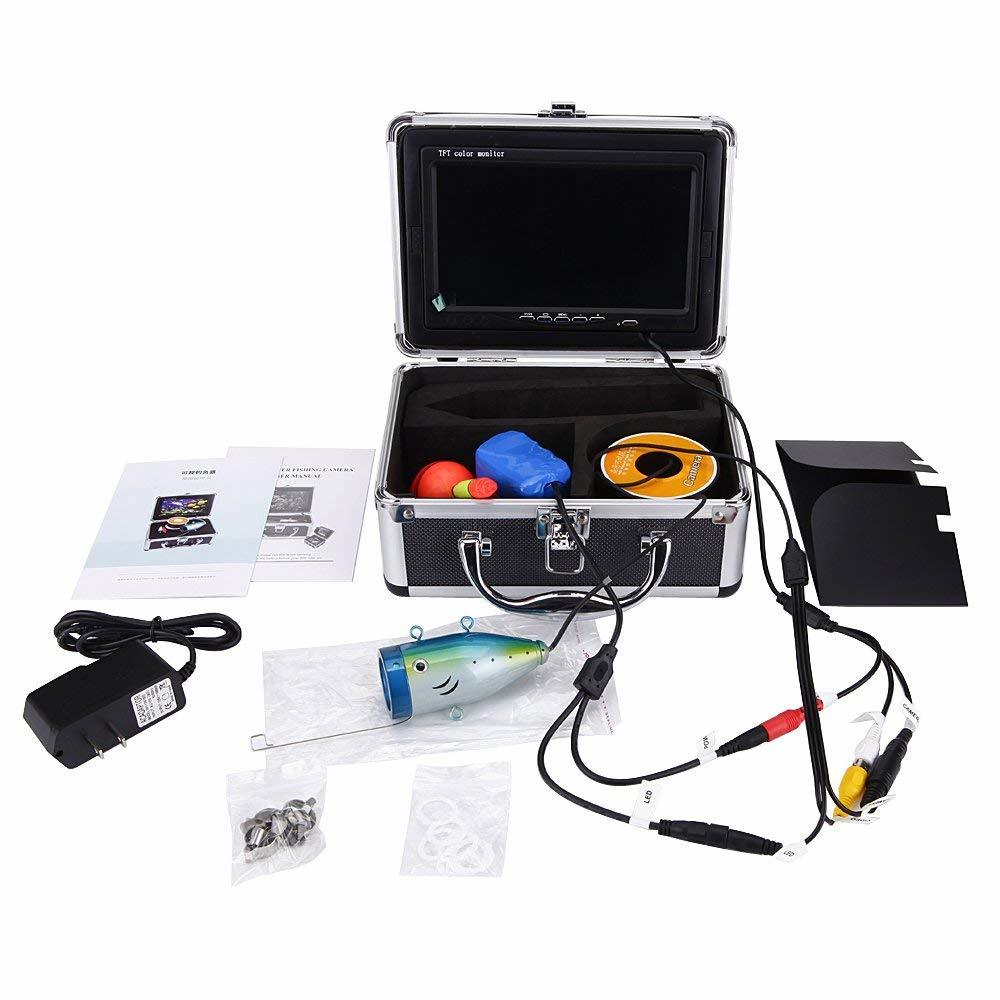 best underwater fishing cameras portable fish finder kit